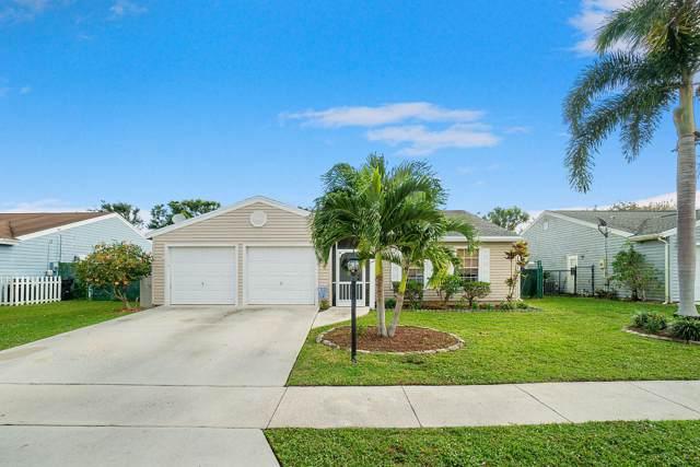 7863 Burlwood Lane, Lake Worth, FL 33467 (#RX-10589591) :: Ryan Jennings Group