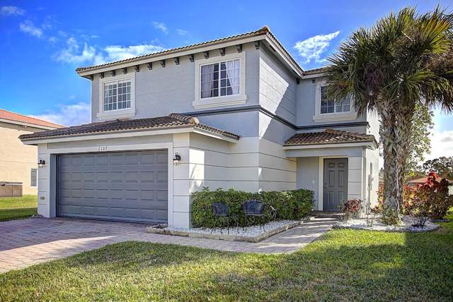 2107 Newport Isles Boulevard, Port Saint Lucie, FL 34953 (#RX-10590234) :: Ryan Jennings Group