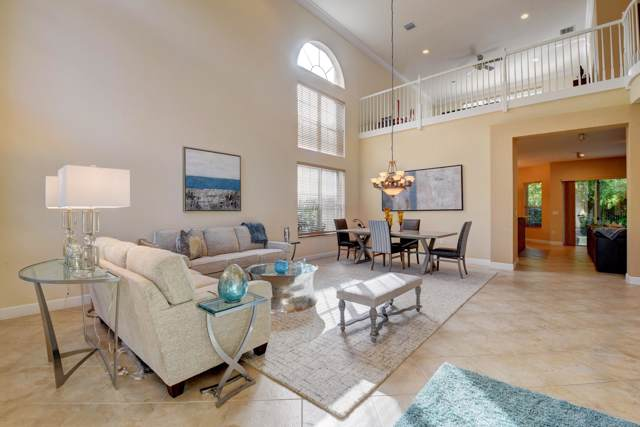 9890 Savona Winds Drive, Delray Beach, FL 33446 (MLS #RX-10590404) :: Berkshire Hathaway HomeServices EWM Realty