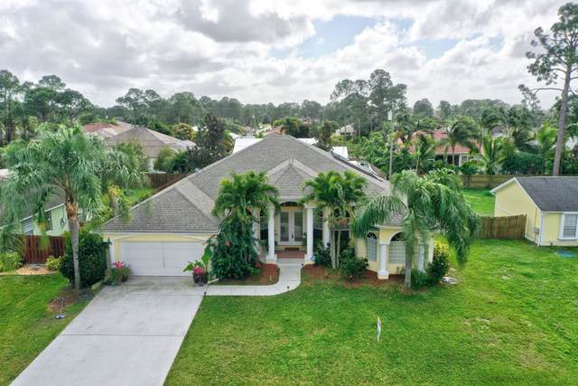 1882 SW Capehart Avenue, Port Saint Lucie, FL 34953 (#RX-10590883) :: The Reynolds Team/ONE Sotheby's International Realty