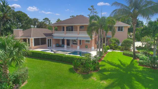 527 Squire Drive, Wellington, FL 33414 (MLS #RX-10591068) :: Berkshire Hathaway HomeServices EWM Realty