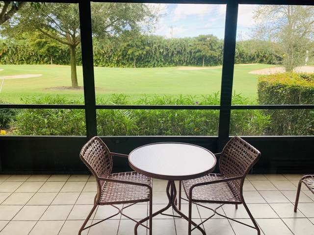 7455 Glendevon Lane #202, Delray Beach, FL 33446 (MLS #RX-10591356) :: The Paiz Group