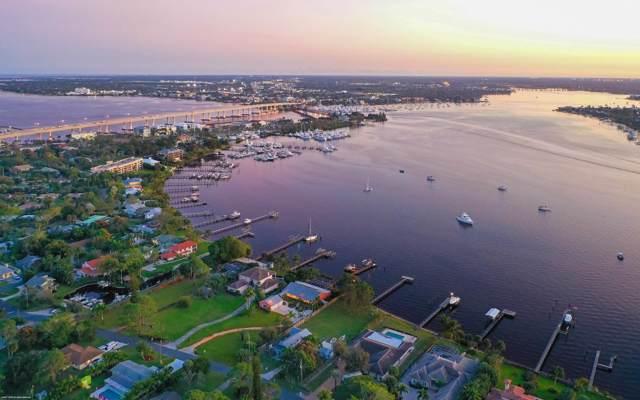 711 NW Sunset Drive, Stuart, FL 34994 (MLS #RX-10591681) :: Berkshire Hathaway HomeServices EWM Realty