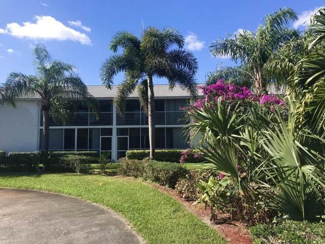 10 Garden Street 205S, Tequesta, FL 33469 (#RX-10591720) :: Ryan Jennings Group
