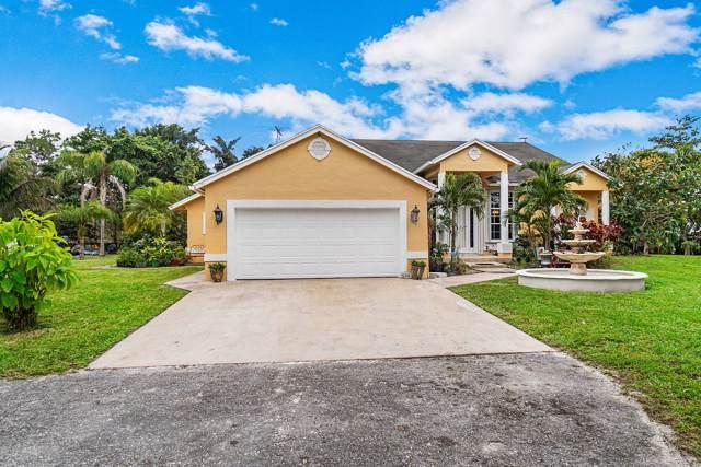 16264 Tangerine Boulevard, The Acreage, FL 33470 (MLS #RX-10591937) :: Berkshire Hathaway HomeServices EWM Realty