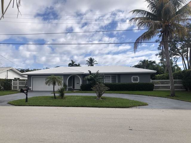 5630 Nassau Drive, Boca Raton, FL 33487 (#RX-10592007) :: Ryan Jennings Group