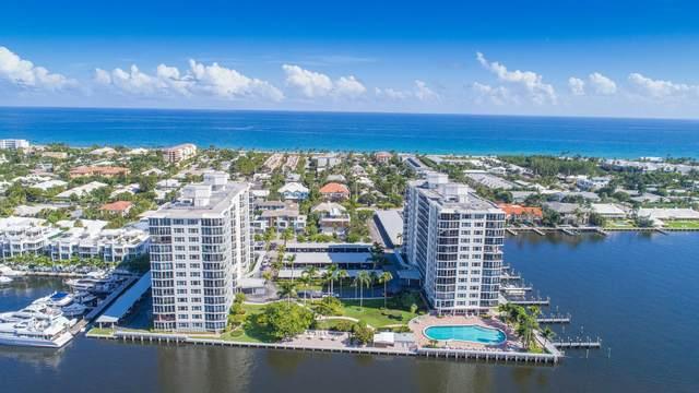 200 Macfarlane Drive N-1003, Delray Beach, FL 33483 (#RX-10592032) :: Posh Properties
