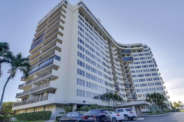3912 S Ocean Boulevard #1209, Highland Beach, FL 33487 (#RX-10592157) :: Ryan Jennings Group