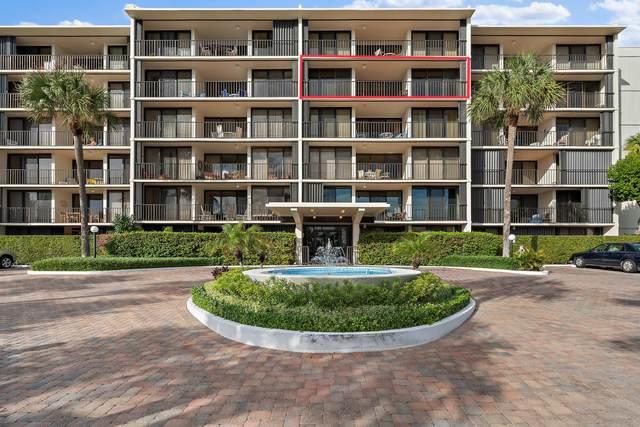225 Beach Road #503, Tequesta, FL 33469 (#RX-10592571) :: Posh Properties