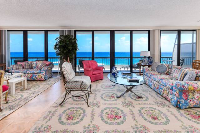 2660 S Ocean Boulevard 701N, Palm Beach, FL 33480 (#RX-10592767) :: Ryan Jennings Group