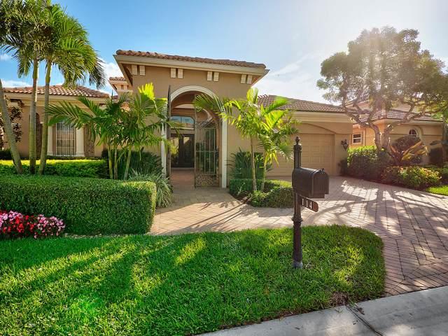114 Sunesta Cove Drive, Palm Beach Gardens, FL 33418 (MLS #RX-10592796) :: Berkshire Hathaway HomeServices EWM Realty