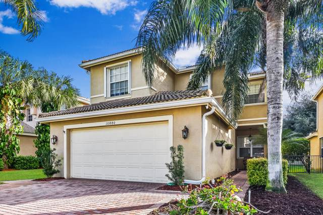 10880 Paperbark Place, Boynton Beach, FL 33437 (#RX-10592886) :: Real Estate Authority