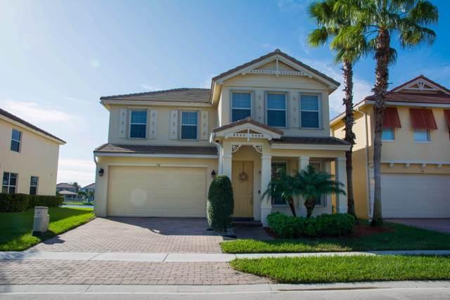 152 Belle Grove Ln, Royal Palm Beach, FL 33411 (#RX-10592998) :: Ryan Jennings Group