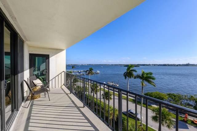 3800 Washington Road #606, West Palm Beach, FL 33405 (#RX-10593041) :: Ryan Jennings Group