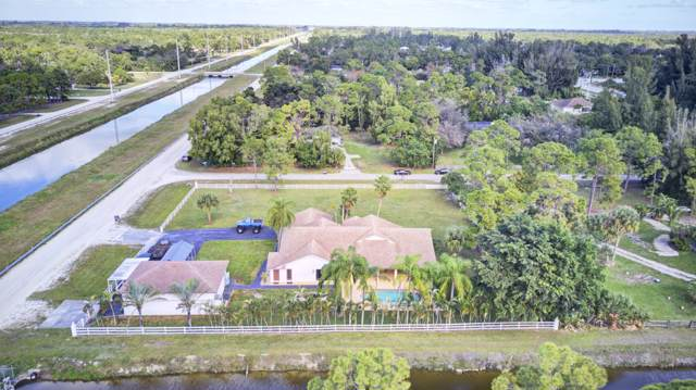 16790 E Jenny Lane W, The Acreage, FL 33470 (#RX-10593085) :: Ryan Jennings Group