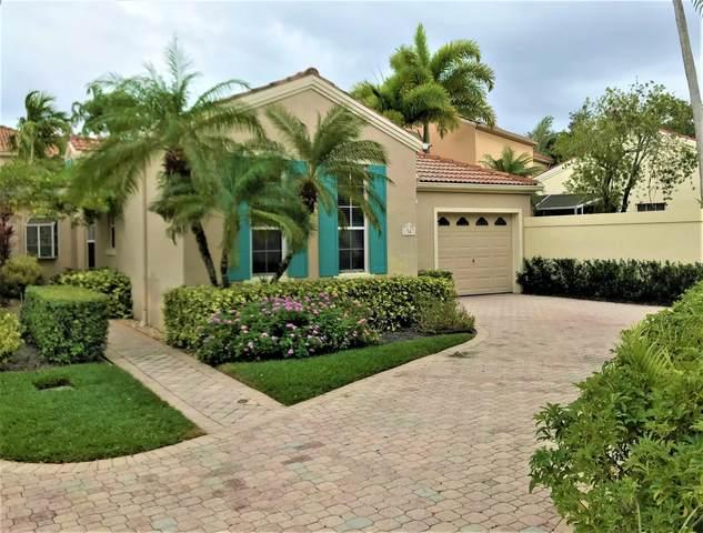 34 Via Verona, Palm Beach Gardens, FL 33418 (#RX-10593216) :: Ryan Jennings Group