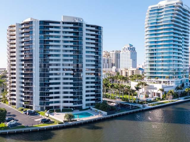 1200 S Flagler Drive #1206, West Palm Beach, FL 33401 (#RX-10593265) :: Ryan Jennings Group