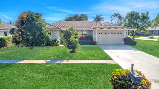 10126 Crosswind Road, Boca Raton, FL 33498 (MLS #RX-10593273) :: Castelli Real Estate Services