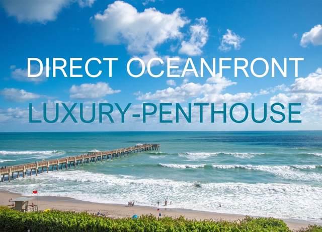 700 Ocean Royale Way Ph 1, Juno Beach, FL 33408 (#RX-10593344) :: The Rizzuto Woodman Team
