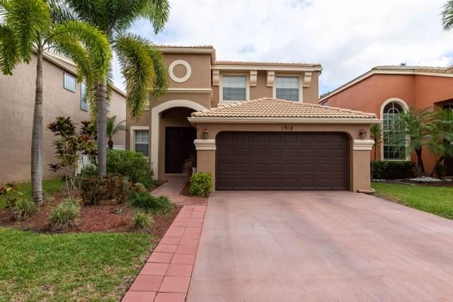 1318 Isleworth Court, Royal Palm Beach, FL 33411 (#RX-10593348) :: Ryan Jennings Group