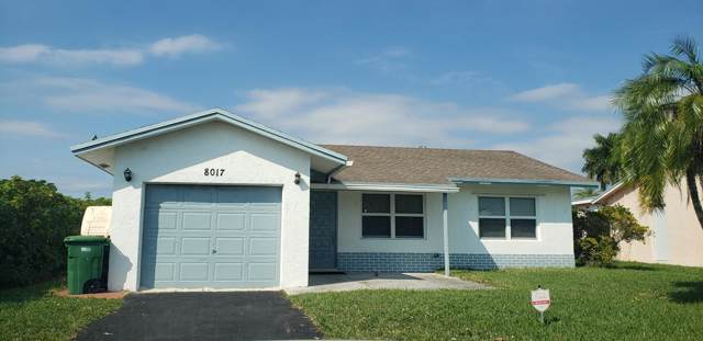 8017 NW 101st Avenue, Tamarac, FL 33321 (#RX-10593642) :: Ryan Jennings Group