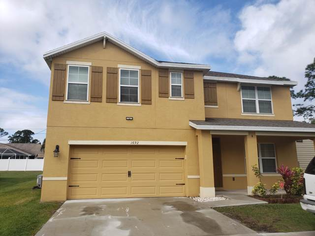 1692 SW California Boulevard, Port Saint Lucie, FL 34953 (#RX-10593657) :: Ryan Jennings Group