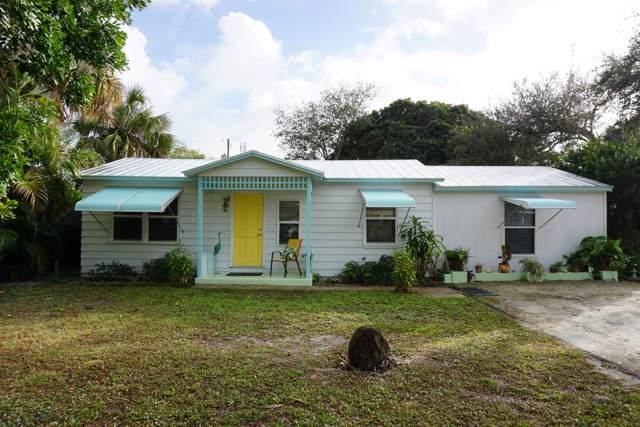 2258 NE Patrician Street, Jensen Beach, FL 34957 (#RX-10593895) :: The Rizzuto Woodman Team