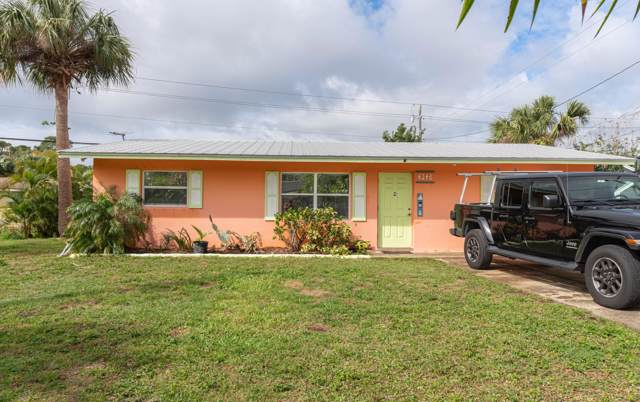 4346 NE Hyline Drive, Jensen Beach, FL 34957 (#RX-10593910) :: The Rizzuto Woodman Team