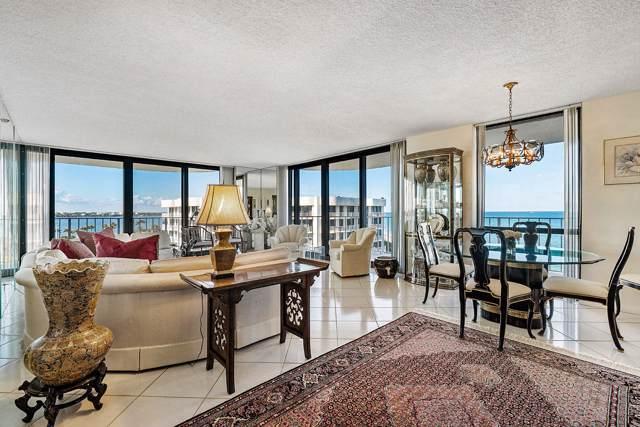 3360 S Ocean Boulevard 6Cii, Palm Beach, FL 33480 (#RX-10594179) :: Ryan Jennings Group