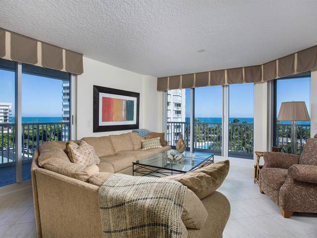 5049 N Highway A1a #604, Hutchinson Island, FL 34949 (#RX-10594374) :: Ryan Jennings Group