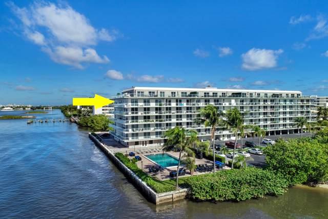 2560 S Ocean Boulevard #601, Palm Beach, FL 33480 (#RX-10594449) :: The Reynolds Team/ONE Sotheby's International Realty