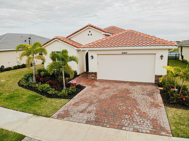10263 SW Coral Tree Circle, Port Saint Lucie, FL 34987 (#RX-10594538) :: Ryan Jennings Group
