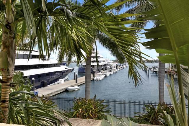 3950 N Flagler Drive #201, West Palm Beach, FL 33407 (#RX-10594566) :: Ryan Jennings Group