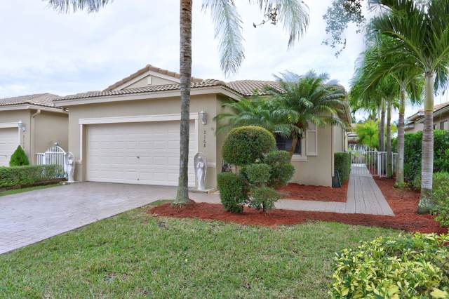 2168 Big Wood Cay, West Palm Beach, FL 33411 (#RX-10594634) :: Ryan Jennings Group