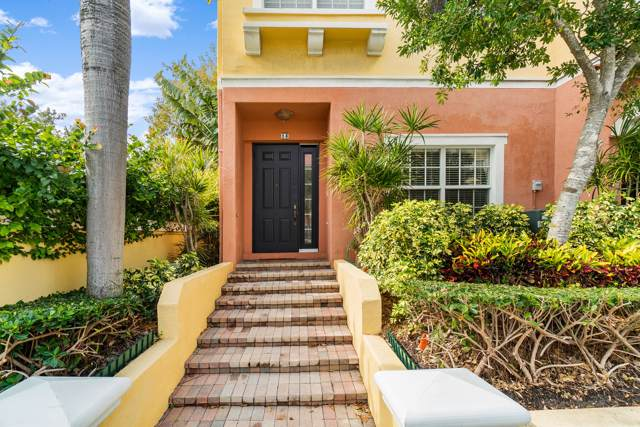 290 NE 5th Avenue #13, Delray Beach, FL 33483 (#RX-10594695) :: Ryan Jennings Group