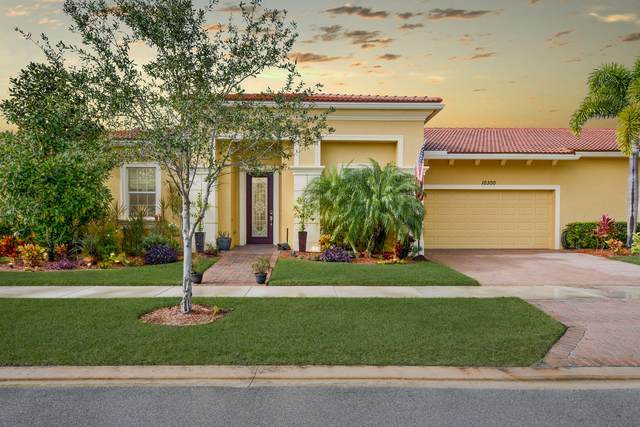 10300 SW Canossa Way, Port Saint Lucie, FL 34986 (#RX-10595053) :: Ryan Jennings Group