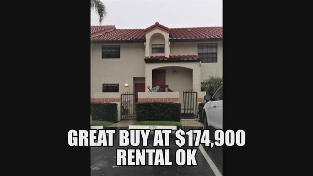 1004 Congressional Way --, Deerfield Beach, FL 33442 (#RX-10595138) :: Ryan Jennings Group