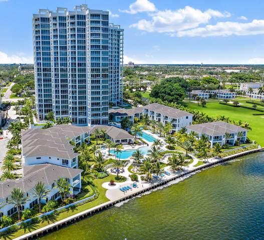 2 Water Club Way #302, North Palm Beach, FL 33408 (MLS #RX-10595261) :: The Paiz Group