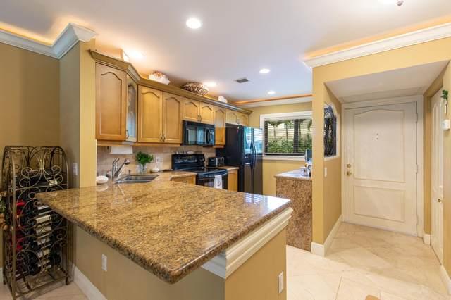 3605 S Ocean Boulevard #103, South Palm Beach, FL 33480 (#RX-10595637) :: Signature International Real Estate