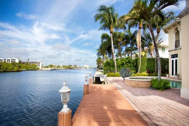 1002 Brooks Lane, Delray Beach, FL 33483 (MLS #RX-10596080) :: Berkshire Hathaway HomeServices EWM Realty