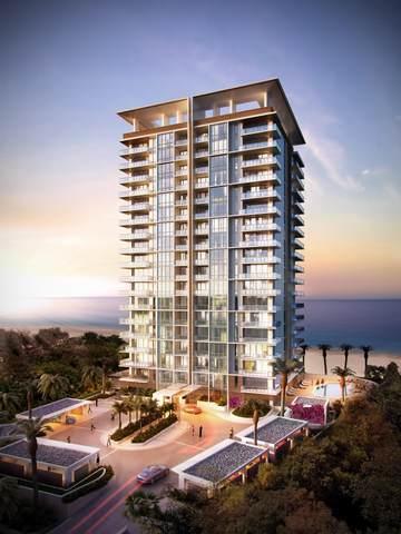 5000 N Ocean Drive #1702, Singer Island, FL 33404 (#RX-10596163) :: Ryan Jennings Group