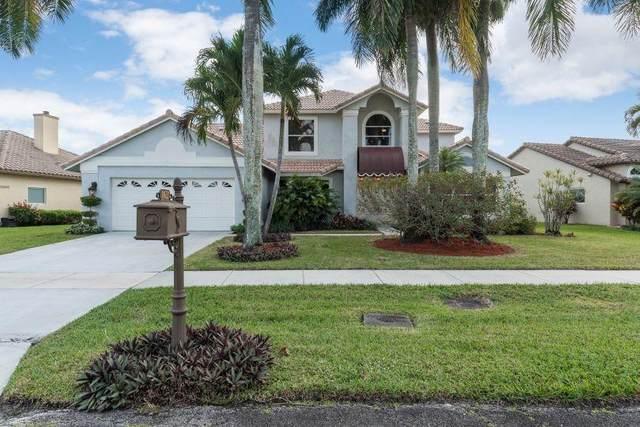 10622 Cypress Bend Drive, Boca Raton, FL 33498 (#RX-10596341) :: Ryan Jennings Group