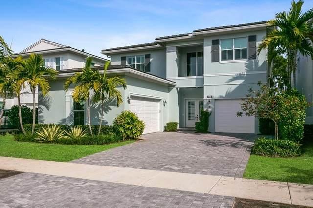 1098 Faulkner Terrace, Palm Beach Gardens, FL 33418 (#RX-10596430) :: Ryan Jennings Group