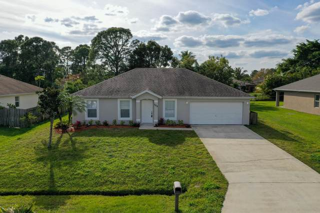 289 SW Ridgecrest Drive, Port Saint Lucie, FL 34953 (#RX-10596627) :: Ryan Jennings Group