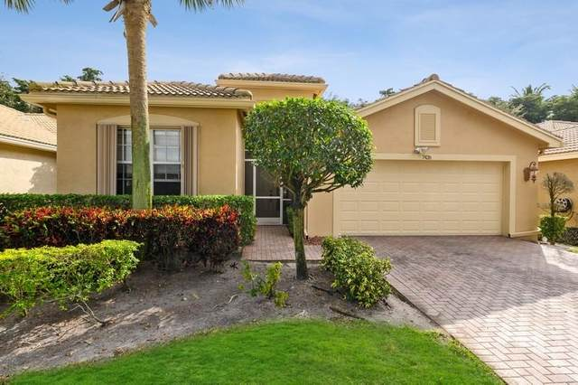 7426 Ringwood Terrace, Boynton Beach, FL 33437 (#RX-10596933) :: Ryan Jennings Group
