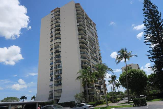 2400 Presidential Way #1101, West Palm Beach, FL 33401 (#RX-10597093) :: Ryan Jennings Group
