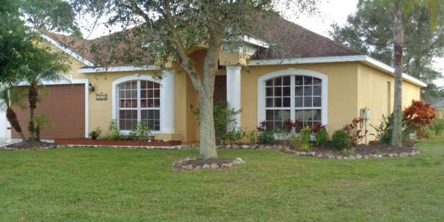 5890 NW Leghorn Avenue, Port Saint Lucie, FL 34986 (MLS #RX-10597124) :: Berkshire Hathaway HomeServices EWM Realty