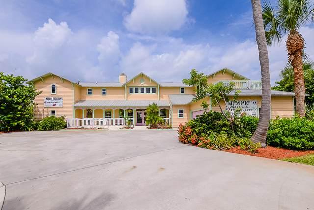 3601 N Highway A1a, Hutchinson Island, FL 34949 (MLS #RX-10597150) :: Berkshire Hathaway HomeServices EWM Realty