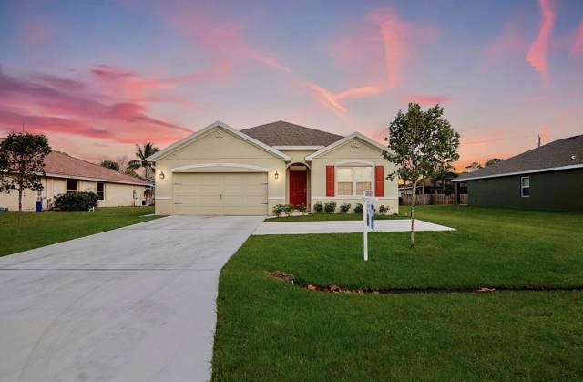 2317 SW Lejune Street, Port Saint Lucie, FL 34953 (#RX-10597268) :: Ryan Jennings Group