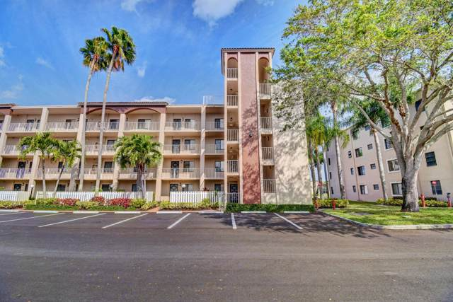6241 Pointe Regal Circle #110, Delray Beach, FL 33484 (#RX-10597288) :: Ryan Jennings Group